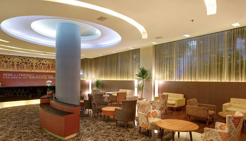 Kyriad Hotel Airport Jakarta - Lobby
