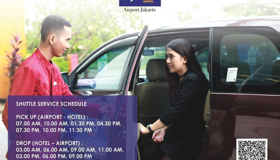 Kyriad Hotel Airport Jakarta - Shuttle Schedule