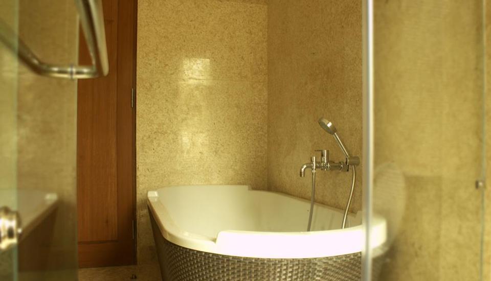 Kubu Taulan Villa Bali - Bathroom