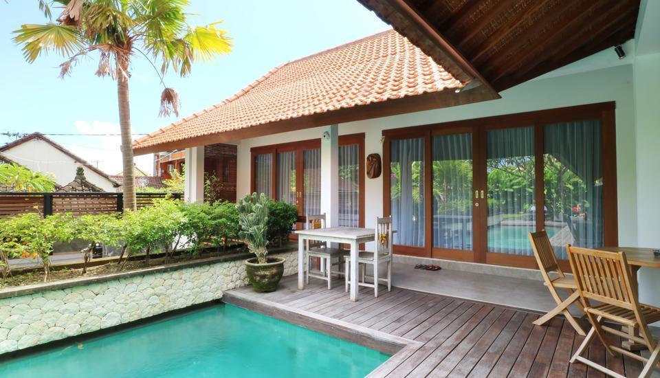 Kubu Taulan Villa Bali - Kolam Renang