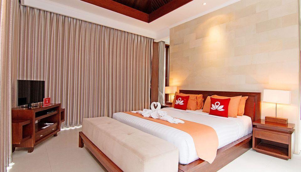 ZenRooms Pengosekan Ubud Villa Bali - Tampak keseluruhan