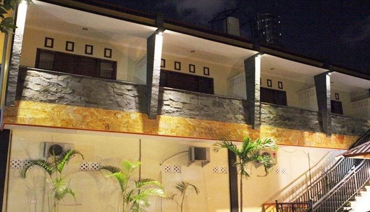 The Legian 777 Guest House Bali - Tampilan Luar Guest House