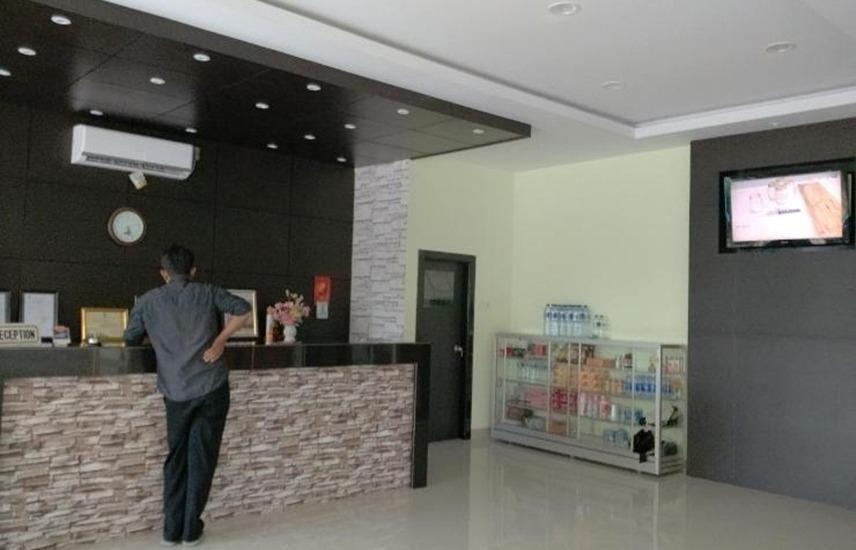 Hotel Gembira Bontang - Lobi