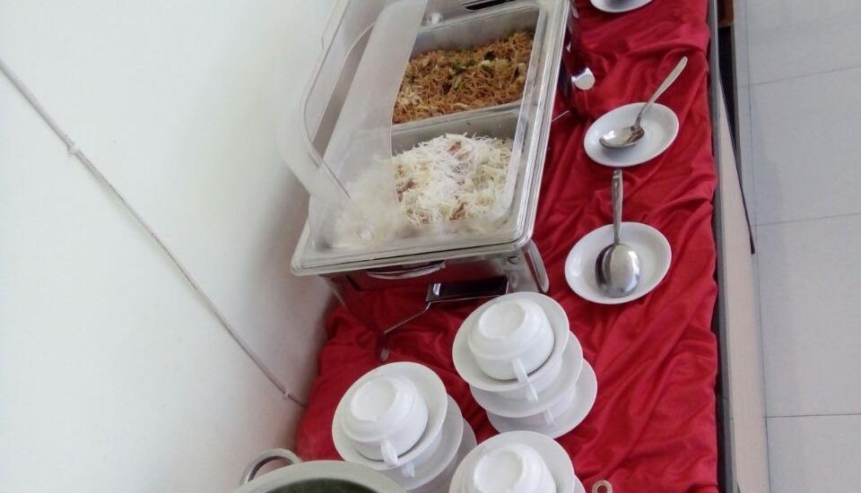 Hotel Gembira Bontang - Meal