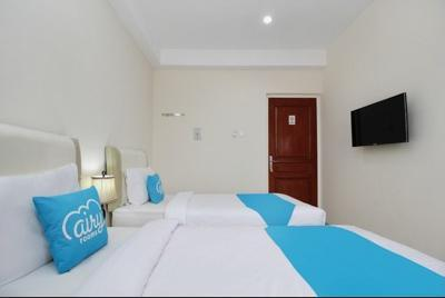 Airy Eco Syariah Lowokwaru Ikan Gurami Malang - Standard Twin Room Only Regular Plan
