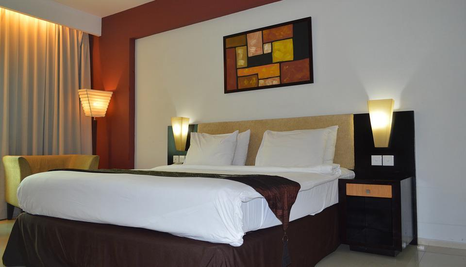 Grand Inna Daira Palembang - Superior Double Room Only  Regular Plan