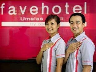 favehotel Umalas Bali - Resepsionis