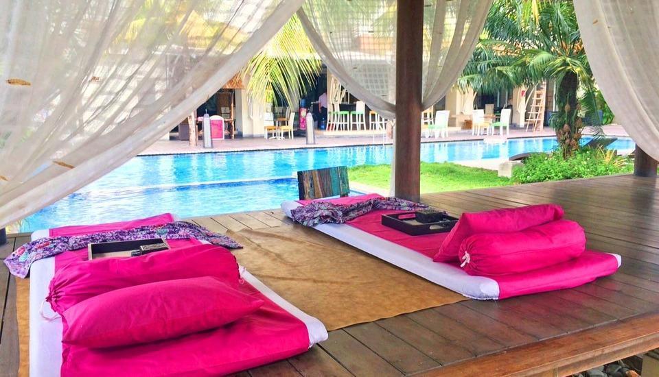 favehotel Umalas Bali - favehotel Umalas_Outdoor Spa Room