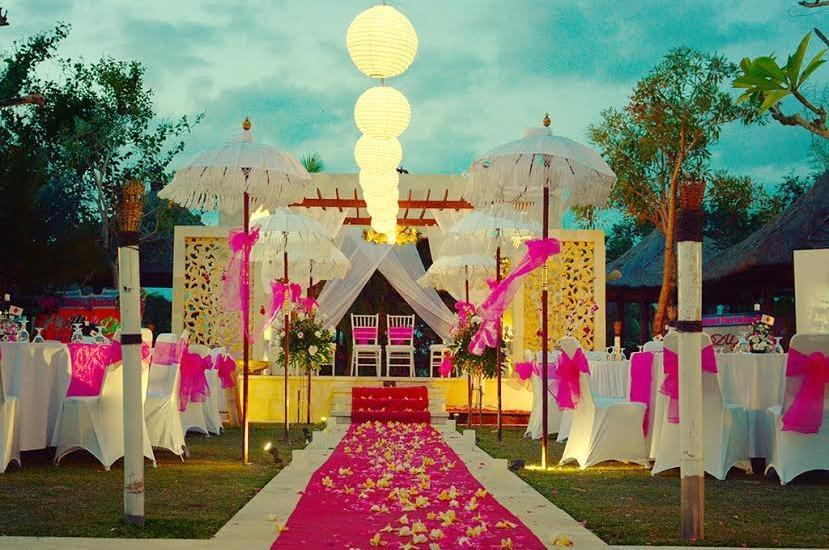 favehotel Umalas Bali - favehotel Umalas_Pink Wedding Decoration