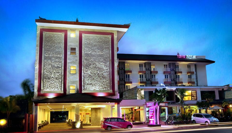 favehotel Umalas Bali - favehotel Umalas_Front Exterior