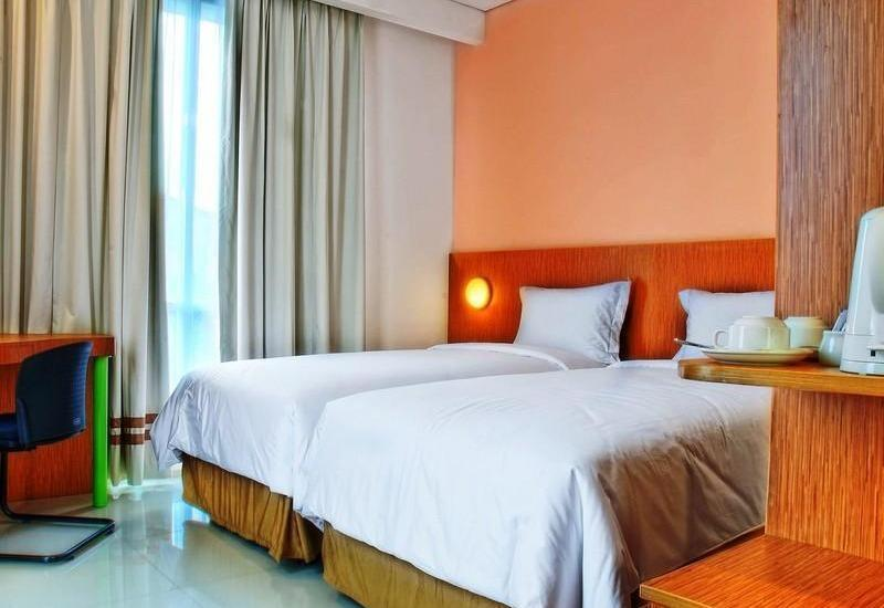 Pomelotel Jakarta - Rooms