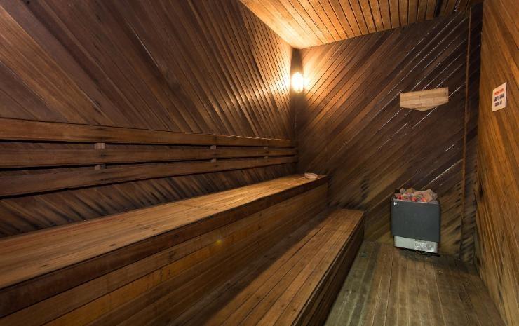 Adika Hotel Bahtera Balikpapan - Sauna Room