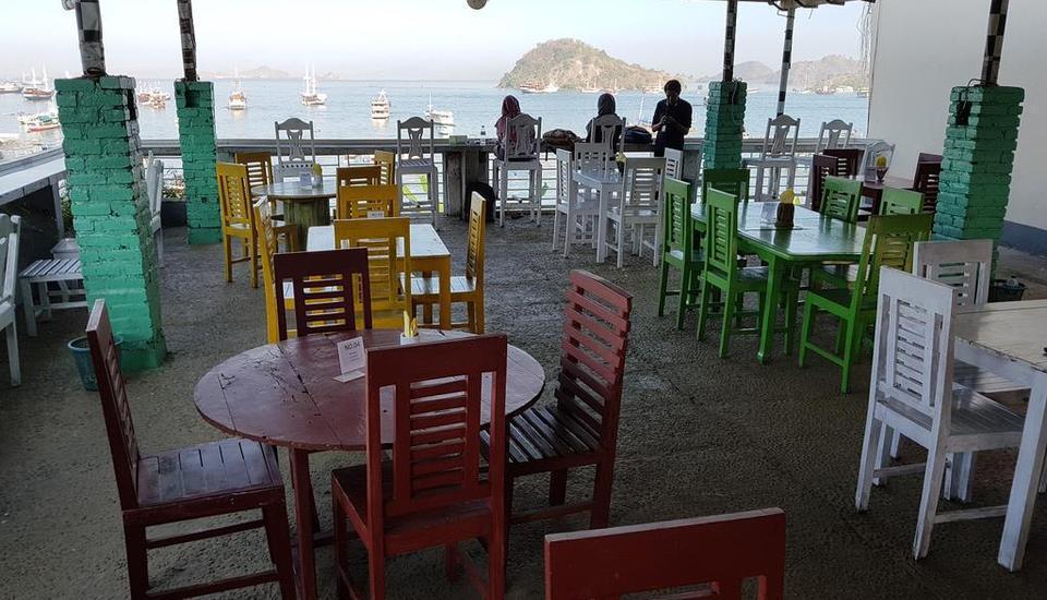 Matahari Hotel & Restaurant Labuan Bajo Flores - RESTAURANT