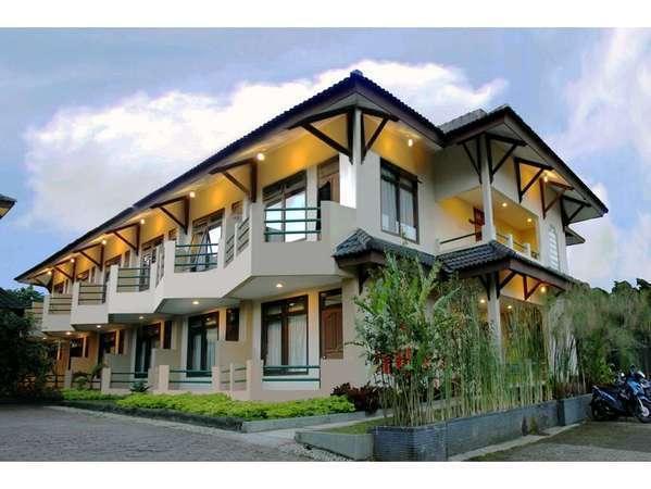 The Jayakarta Cisarua - Bangunan hotel