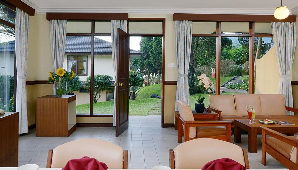 The Jayakarta Cisarua - Bungalow 3 Bedroom Great deals 25%
