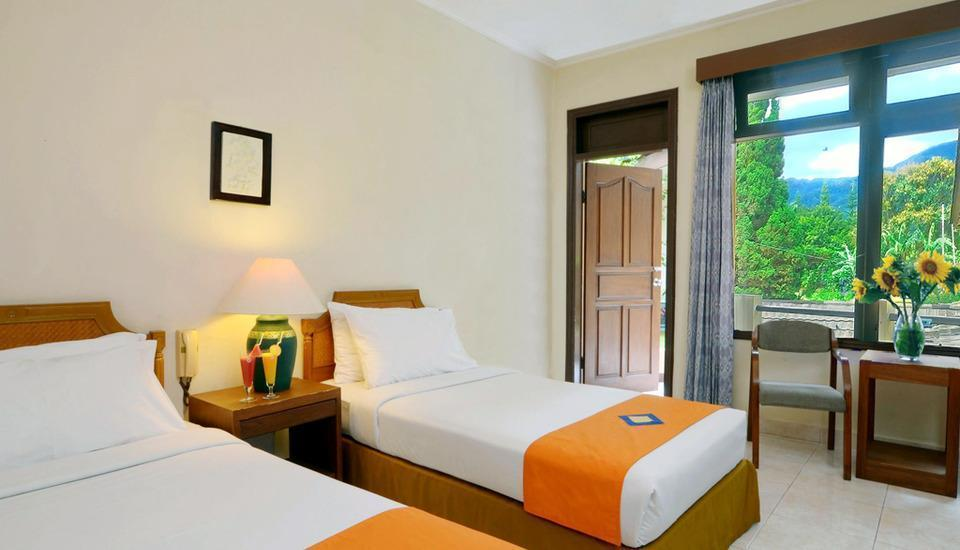 The Jayakarta Cisarua - Standard Room Longstay Promo 15%