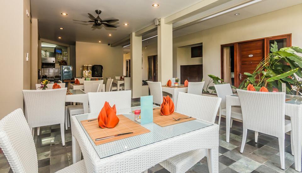 ZenRooms Seminyak Braban - Restoran