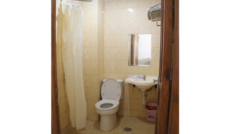 Hotel Sinar Bintang Bojonegoro - Kamar mandi