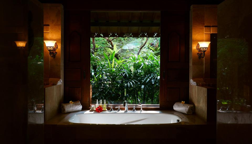 Ayung Resort Ubud - kamar mandi