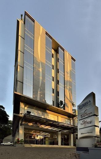 Serela Cihampelas Hotel Bandung - Appearance