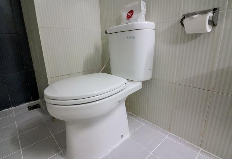 NIDA Rooms Makassar Sulawesi Wajo - Kamar mandi