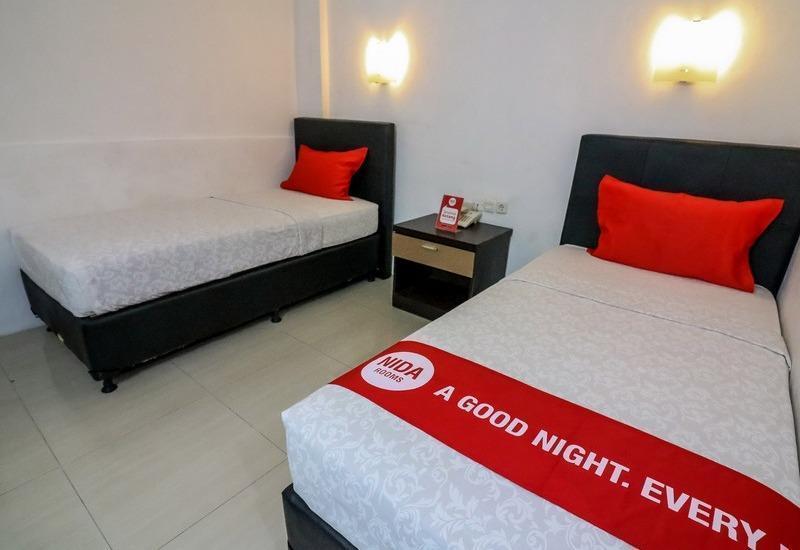 NIDA Rooms Makassar Sulawesi Wajo - Kamar tamu