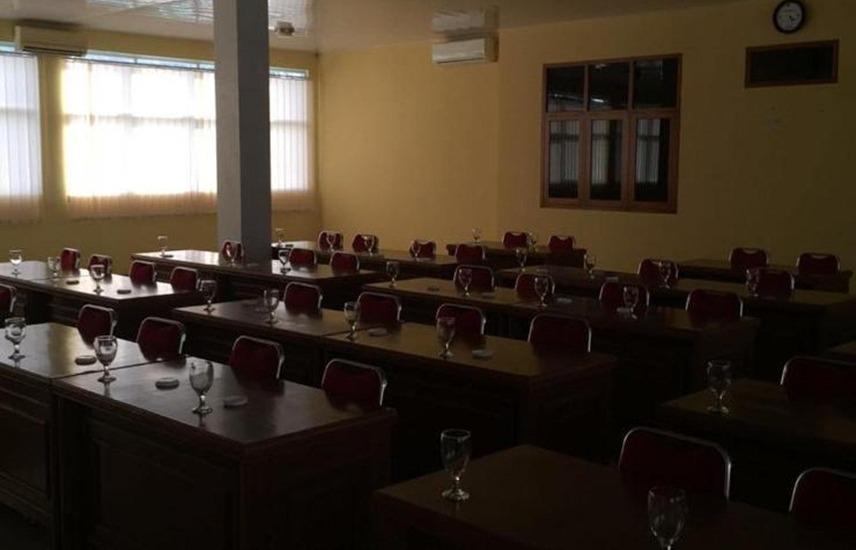 Pandeglang S'Rizki Hotel Pandeglang - Ruang Rapat