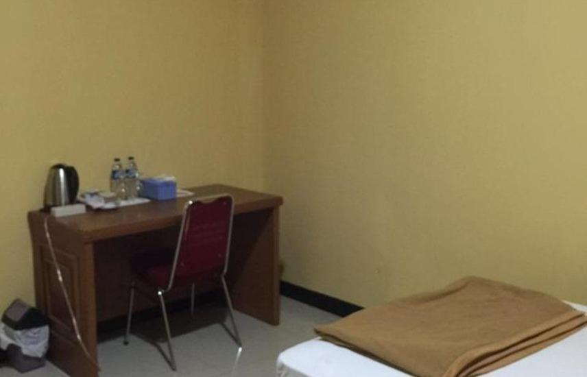 Pandeglang S'Rizki Hotel Pandeglang - Kamar tamu