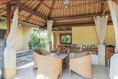 Airy Ubud Raya Andong Bali - Common Space