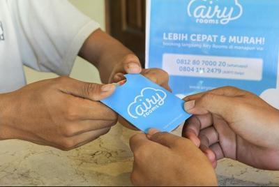 Airy Ubud Raya Andong Bali - Receptionist