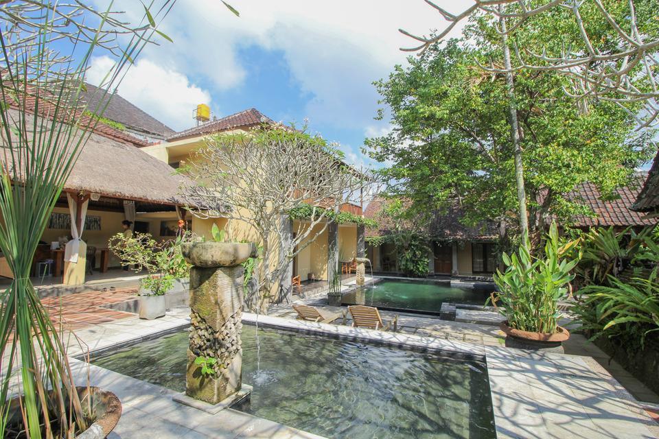 Airy Ubud Raya Andong Bali - Swimming Pool
