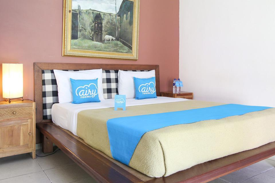 Airy Ubud Raya Andong Bali - Deluxe Double Room with Breakfast Special Promo Jan 5