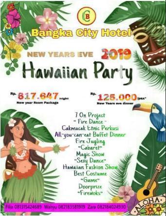 Bangka City Hotel Bangka - Packages