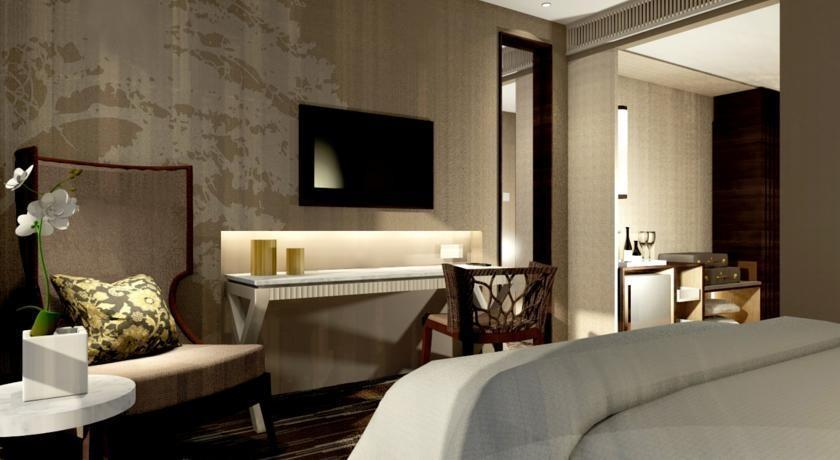 Swiss-Belresidences Kalibata - Executive Suite King Room  Regular Plan