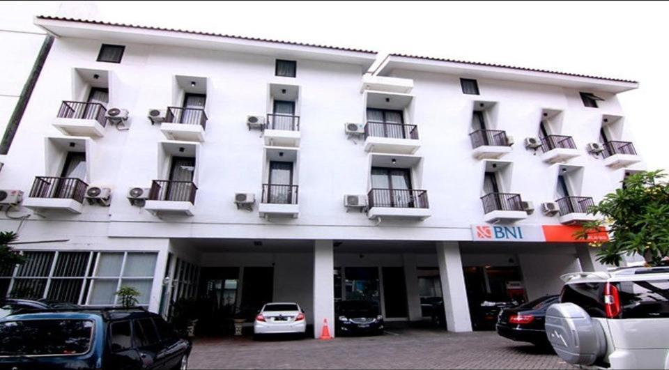 The Proklamasi Mansion Jakarta - Exterior