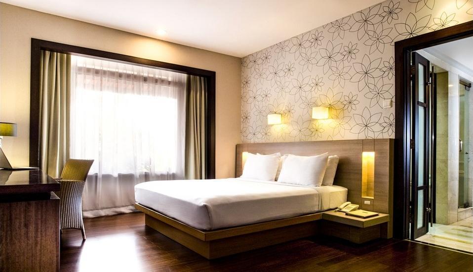 Hotel Santika Bandung - Kamar tidur