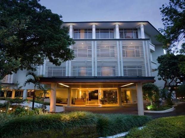 Hotel Santika Bandung - Hotel Building