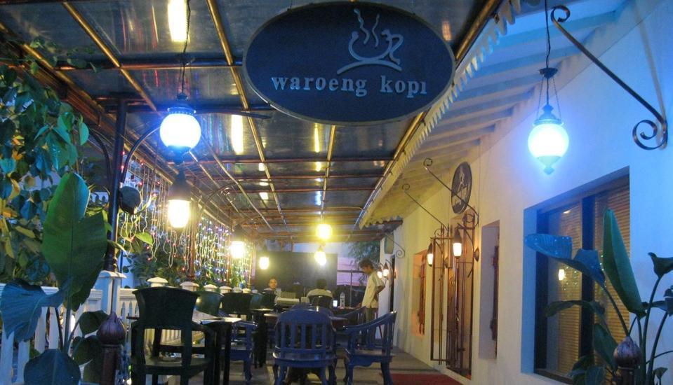 Ameera Boutique Hotel Yogyakarta - Waroeng Kopi