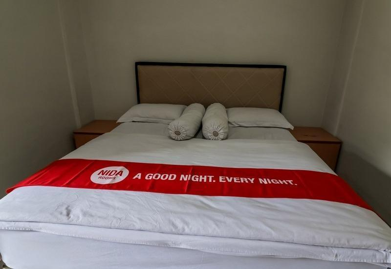 NIDA Rooms Sei Kapuas 74 - 76 A Medan - Double Room Single Occupancy Special Promo