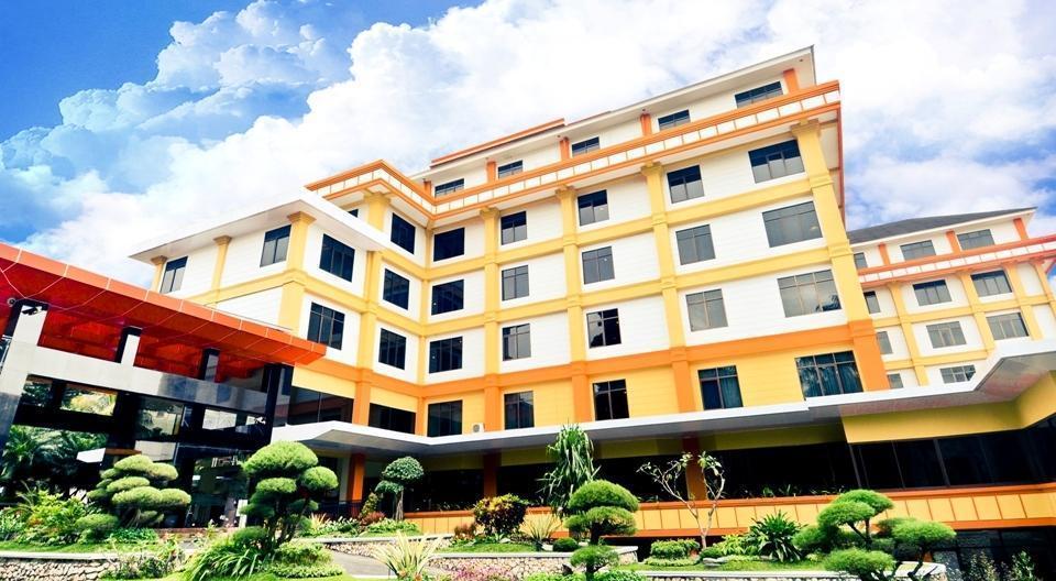 Garden Permata Hotel Bandung - Tampilan Luar