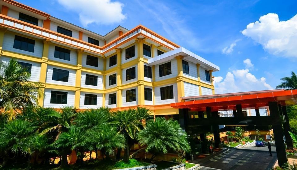 Sari Ater Kamboti Hotel