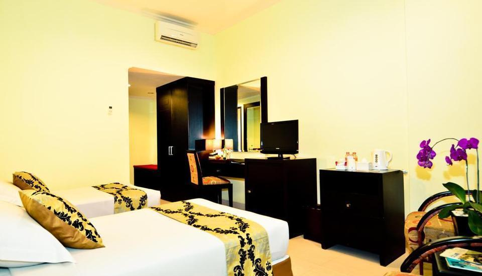 Garden Permata Hotel Bandung - Superior Twin Bed
