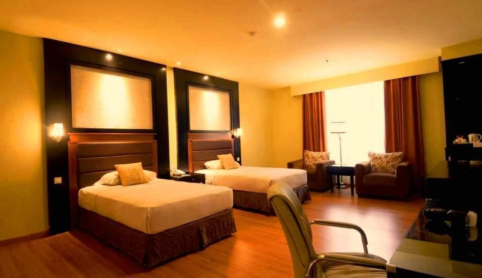Garden Permata Hotel Bandung - Deluxe Suite Room Only Regular Plan