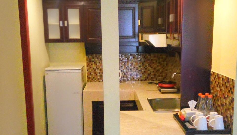 Garden Permata Hotel Bandung - Apartment 2 Bed Rooms Regular Plan