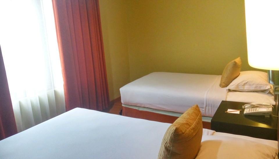 Garden Permata Hotel Bandung - Ranjang single