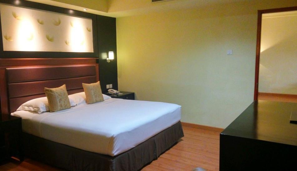 Garden Permata Hotel Bandung - Apartment 2 Bed Rooms Regular Plan