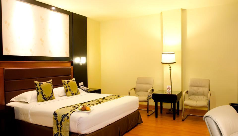 Garden Permata Hotel Bandung - Deluxe Suite No View Without Window Room Only Last Minute Deal