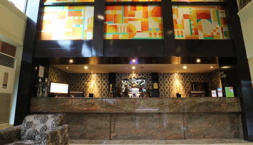 Garden Permata Hotel Bandung - Reception