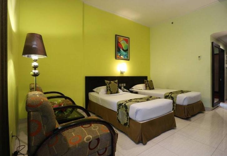 Garden Permata Hotel Bandung - Superior Room Regular Plan