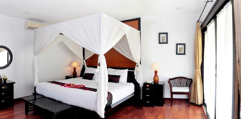 Bali Nyuh Gading Villa Bali - Kamar Tamu